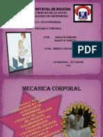 Mecnica Corporal