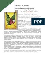 Manifiesto de Cuetzalan