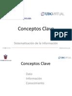Conceptos Clave