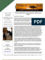 Carta Misionera Septiembre