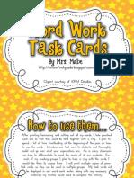 WordWorkTaskCardsRecordingSheets[1]