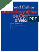 Barriadas y élites. De Odría a Velasco - David Collier