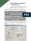 Como Editar Módulos de Salida del Render en AE