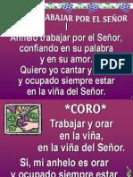 ANHELO TRABAJAR POR EL SEÑOR