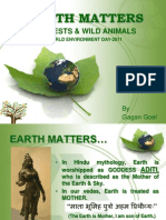 Earth Matters - UNEP theme 2011