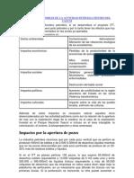IMPACTOS PREVISIBLES DE LA ACTIVIDAD PETROLEA DENTRO DEL YASUNÍ