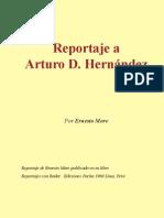 Reportaje a Arturo D. Hernández
