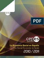 Economía social en España 2011