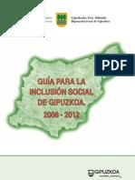 Inclusion Social en Guipuzcoa
