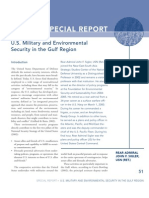 U.S. Military and Environmental Security in the Gulf Region