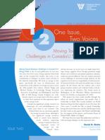Moving Toward Dialogue