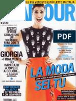 Wilma Massucco su Glamour - Lavoro fenomeni