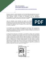 Instrumentacion y Control PLC