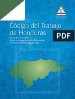 Codigo Del Trabajo Honduras