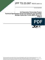 3GPP TS 23.097-900 (2009-12)