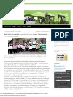 Admiten Demanda Contra Yanacocha en Cajamarca _ Multikoa ISF