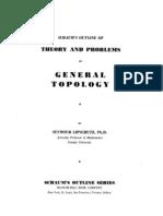 Schaum - General Topology - Seymour Lipschutz - By Santirub