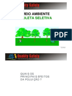 Material DDS - Meio Ambiente