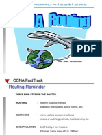 CCNA Routing Reminder 802