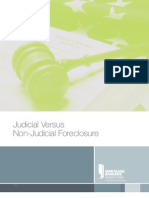 JudicialVersusNon-JudicialForeclosure