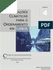 Orientações Climáticas para Ordenamento Urbano em Lisboa