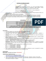 Regulamento 2012 - Mês de Outubro