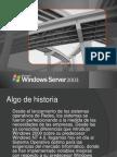 Presentación windows server 2003