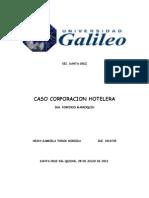 Caso Corporación Hotelera