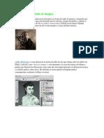 Artes Plásticas a través de programas informáticos