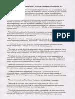PROFESSORA JOSETE PLATAFORMA DIREITO A COMUNICAÇÃO