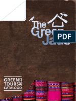 Catalogo de Viajes The Green Jaus