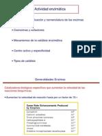 Catalisis enzimatica