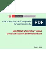 16_Usos Productivos de La Electricidad
