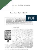 Rezende Federalismo Fiscal No Brasil