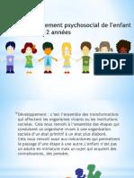 Dezvoltarea Neuro-psiho-motorie La Copii (Franceza)