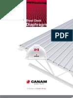 Steel Deck Diaphrag