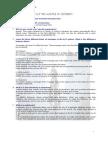 SAP SD Sample Questions