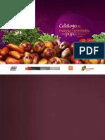 Catalogo de nuevas variedades de papa
