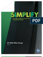 Storage 3par Storage Product Brochure