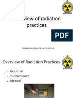 6-Overview of Radiation Practices Indusrial