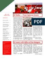 EDA Newsletter V1 I2 July 2008