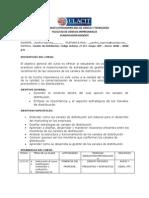 MODELO de PLANIFICACION Canales de Distribucion