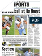 News-Herald Sports Front 9-19