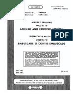 0 - Canadian Army Ambush-Manual 1977