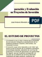 Formulacion y Preparacion de Proyectos de Inversion Completo