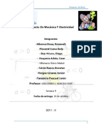 Informe Del Proyecto Final de Fizik2