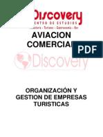 ORGANIZACIÓN Y GESTION DE EMPRESAS TURISTICAS