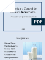 Dinámica y Control de Procesos Industriales