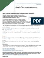 Officeweb.paulomoraes.net-Criar Um Canal No Google Plus Para Sua Empresa
