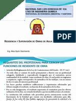 Residencia y Supervision de Obra-curso
